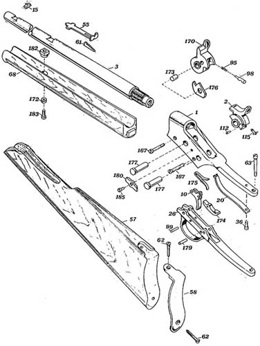 vti replica gun parts