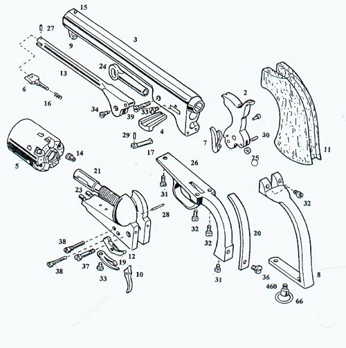 Pietta Colt Navy 1851 Parts furthermore Zvw20 90 together with 14067 78 likewise Simple And Easy Tattoo Designs additionally Wwii 20mm Oerlikon Anti Aircraft Cannon Parts Kit With Demilled Reciever. on us navy parts