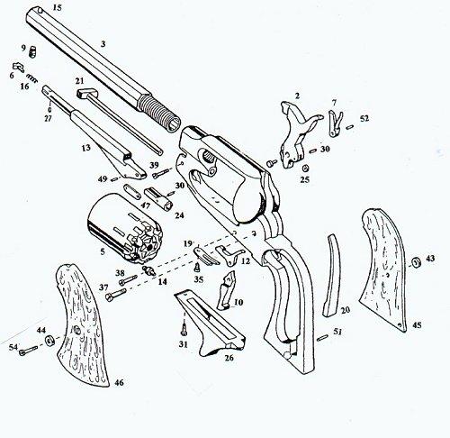 Muzzleloader Parts Diagram Cva Muzzleloader Parts Diagram