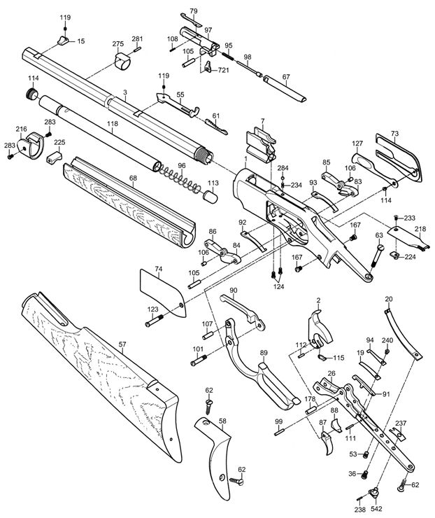 Diagram Of Sharps Rifle