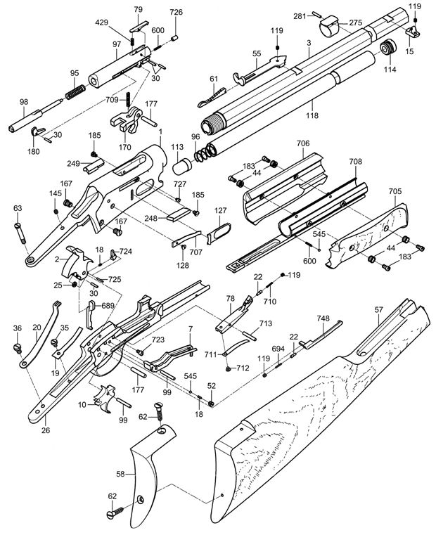 Gun Parts Online: Lincoln Ln7 Wire Feeder Wiring Diagram At Hrqsolutions.co